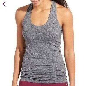 Athleta Blue Fastest Track Tank Size M
